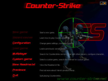 История версий Counter-Strike (CS) Часть 2