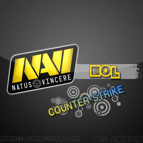 Counter Strike 1.6 Чистая от NA'VI Gaming