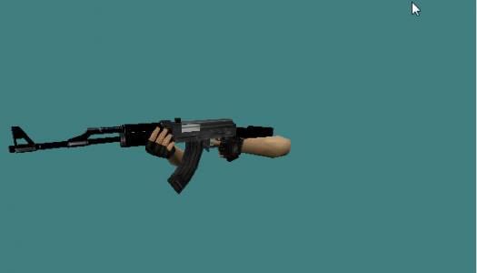 АК-47 Black (черный)