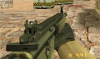 M4A1 S-System TAN