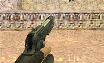 Beretta 92 Supressor
