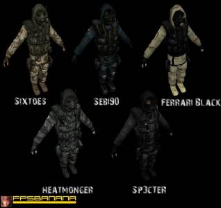 Default SAS hood up! скриншот №2