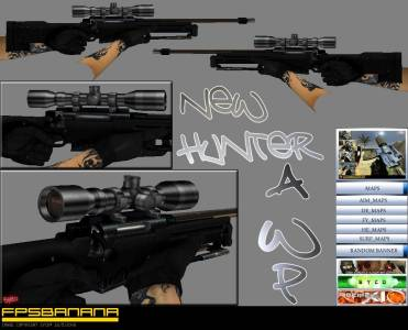 New Hunter AWP скриншот №3