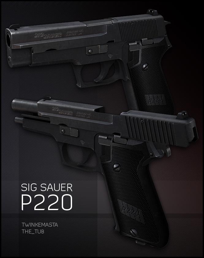 Dual P220's