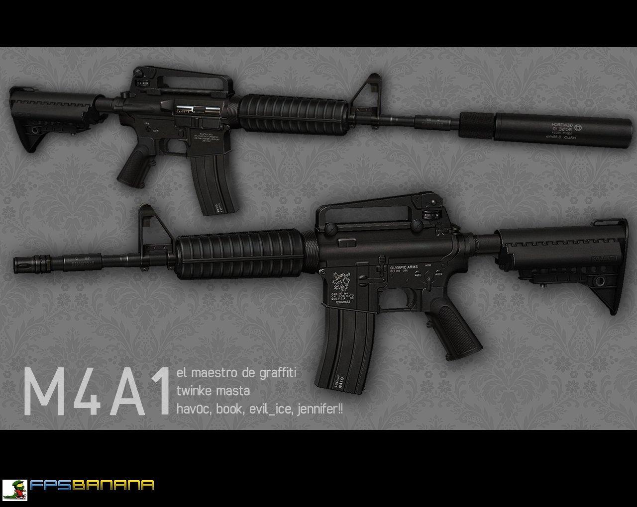 Twinke and EMDG's M4A1