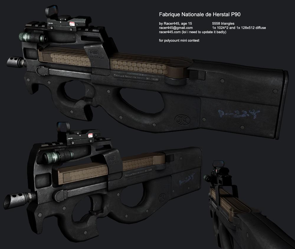 Next Gen FN P90