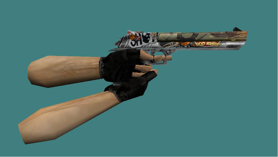 Модели оружия cs 1. 6 desert eagle.