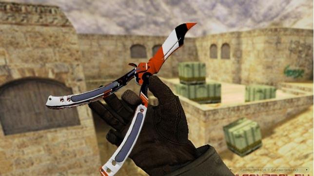 Скачать Скины На Кс 16 Ножи - фото 3