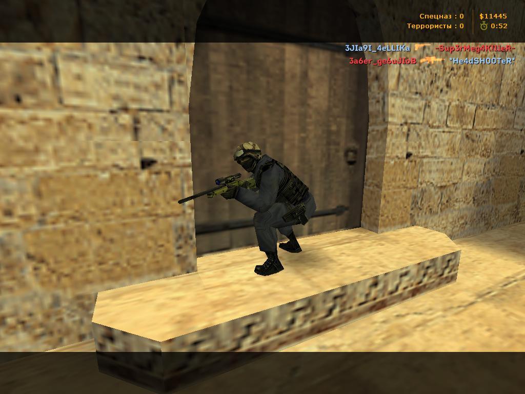 Counter strike 1.6 pro rus