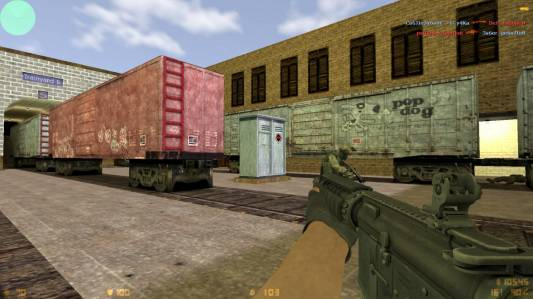 Counter-Strike 1.6  GO (CS:GO) скриншот №3
