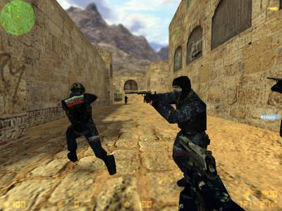 Counter-Strike 1.6 от KOT3 [РУС / 2016] скриншот №4