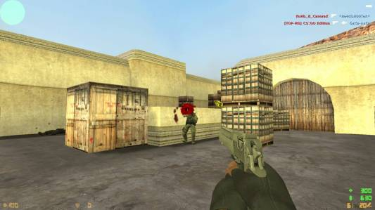 Counter-Strike 1.6  GO (CS:GO) скриншот №2