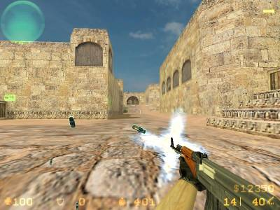 Counter-Strike 1.6 Professional Zver™ скриншот №2
