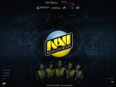 Counter-Strike 1.6 NaVi скриншот №2