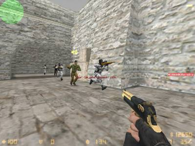 Counter-Strike 1.6 Gold Edition скриншот №5