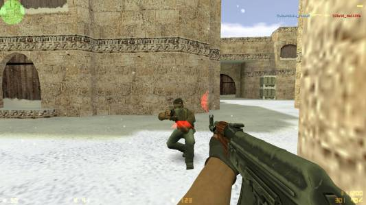 Counter-Strike 1.6  GO (CS:GO) скриншот №6