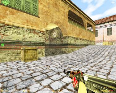 Counter-Strike 1.6 Bloody (2016 / RUS ) скриншот №4