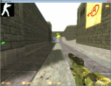 Counter Strike 1.6 Call of Duty MW 2 скриншот №2