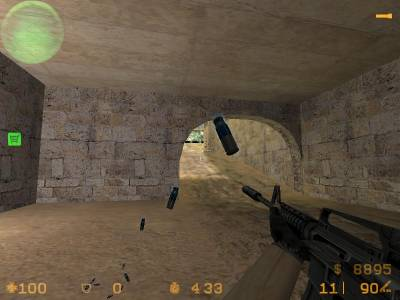 Counter-Strike 1.6 Professional Zver™ скриншот №5