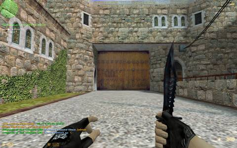 Counter-strike 1.6 Russian Style скриншот №4