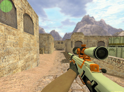 Counter-Strike 1.6 Asiimov скриншот №3