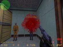 Gogeta's Berserk blood